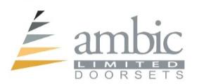 Ambic Doorsets Logo